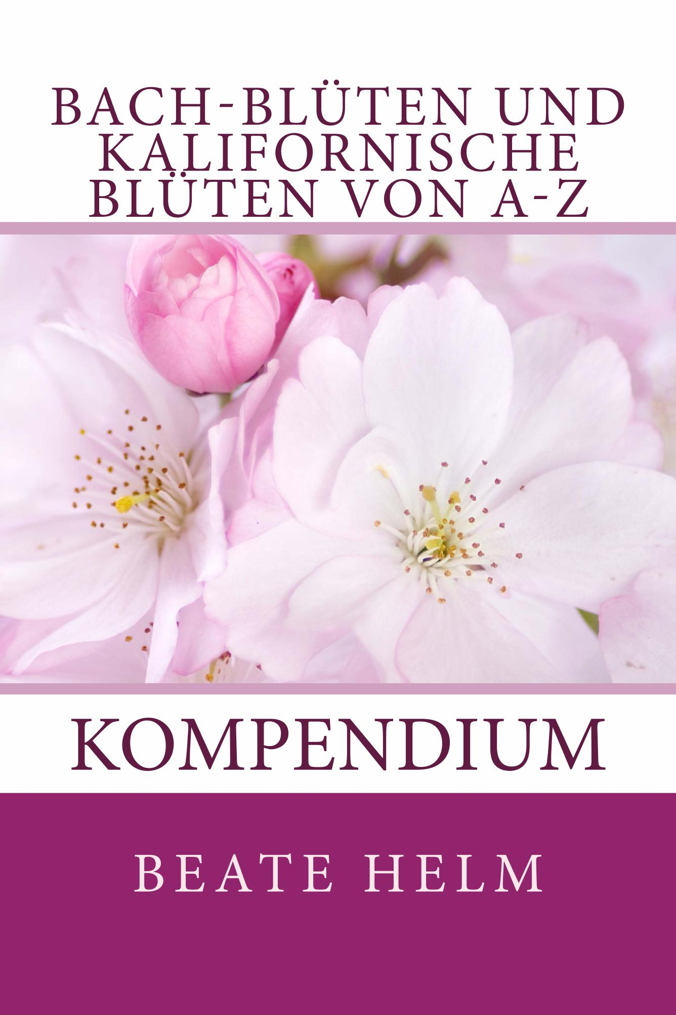 Blüten Kompendium cover